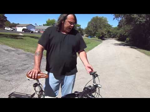 My Sd Stinger Motorized Bicycle Travel The World And