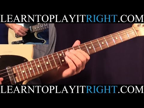 Flying Home Solo (Guitar Wizard)  - Charlie Christian - Fast...