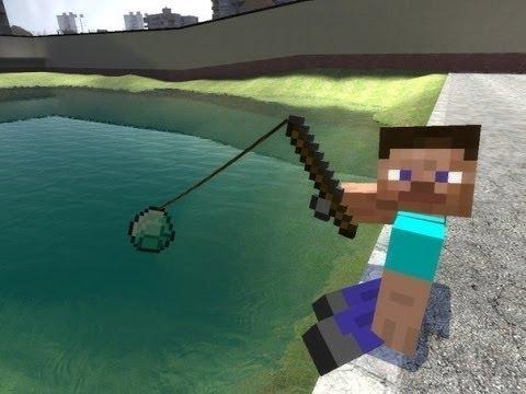 Майнкрафт Выживание с Модами Строим Дом на Острове Minecraft
