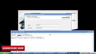 How to install ulead media studio pro 7 video editing