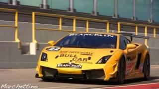 Lamborghini LP560-4 SuperTrofeo BRUTAL Sound!!