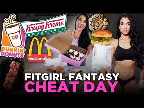 Unrestricted CHEAT DAY Ep 2 (My New Experiment)