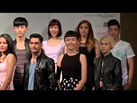 Malaysia Supermodel Search 2014 - Makeover & Photoshoot ( Episode 2 )