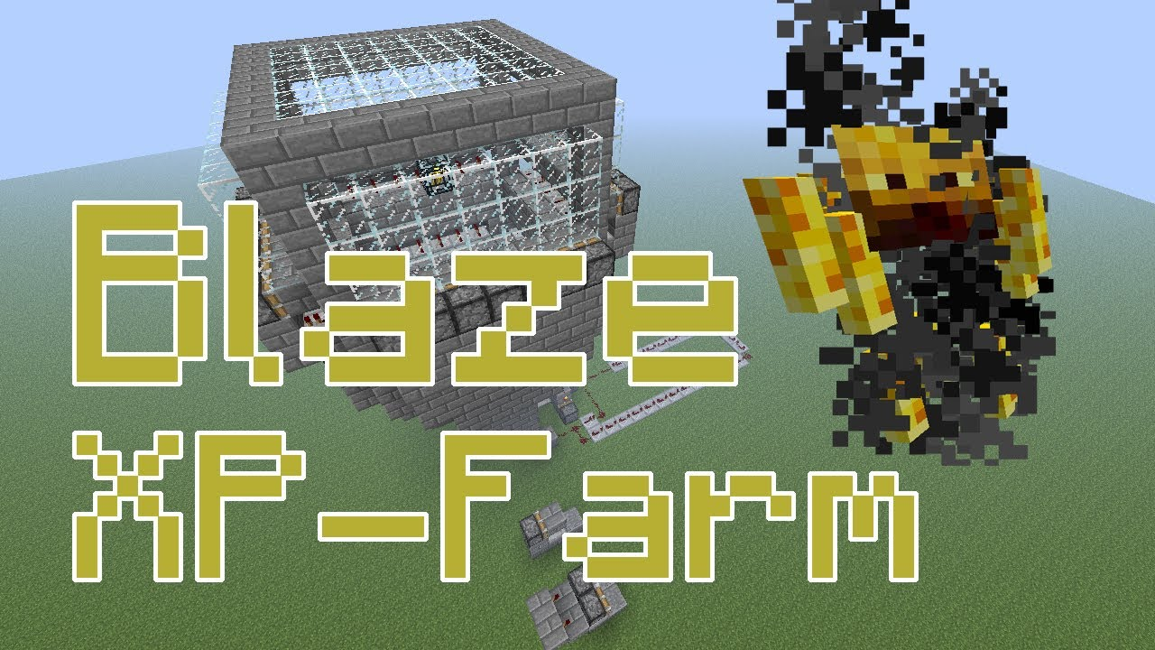 how to make xp farm in minecraft