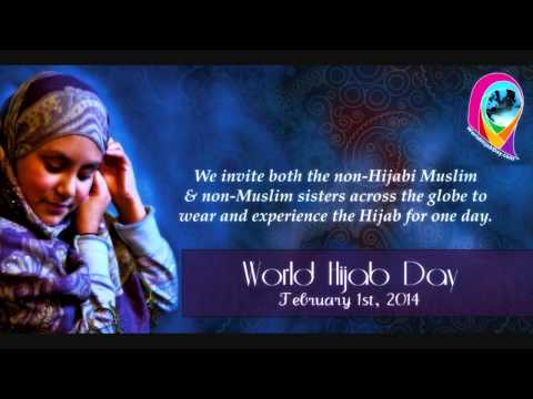 Mufti Menk - World Hijab Day video