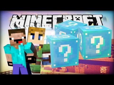 Minecraft Lucky Blocks Battle - Blau! Blau! Blau! [21] video