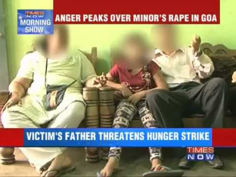 Anger peaks over minor's rape!