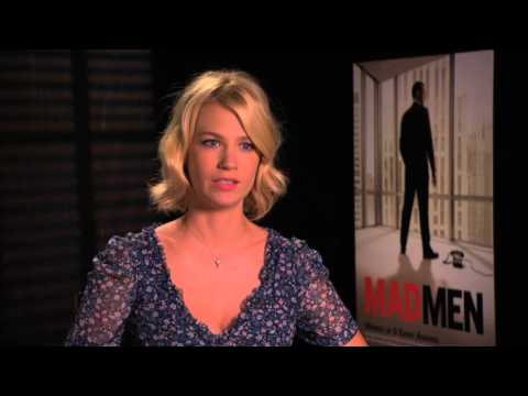 Mad Men Season 4 Interview January Jones