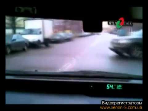 Жесть видео ДТП с видеорегистраторов