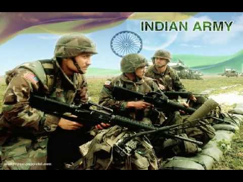 Indian Army Song video