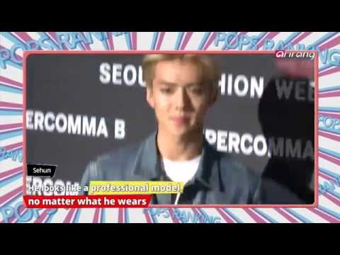 Pops in Seoul - Who is the most fashionable idol star?