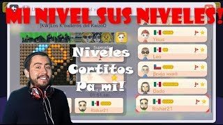 Mi Nivel SUS NIVELES #2 Super Mario Maker