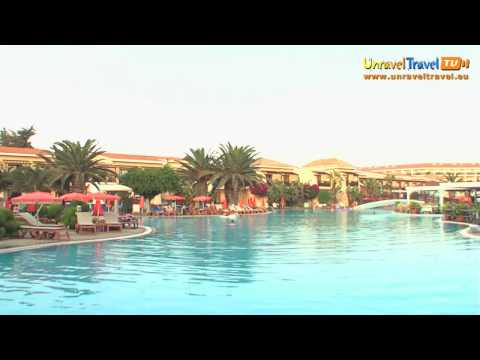 Atlantica Aeneas Resort & Spa, Ayia Napa, Cyprus - Unravel Travel TV