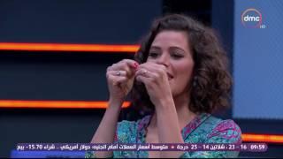 عيش الليلة - يسرا اللوزي تتفوق على إيمي سمير غانم في مسابقة رائعة