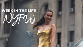 Miss Universe Catriona Gray's Full New York Fashion Week 2019 Experience | Week in the Life Vlog