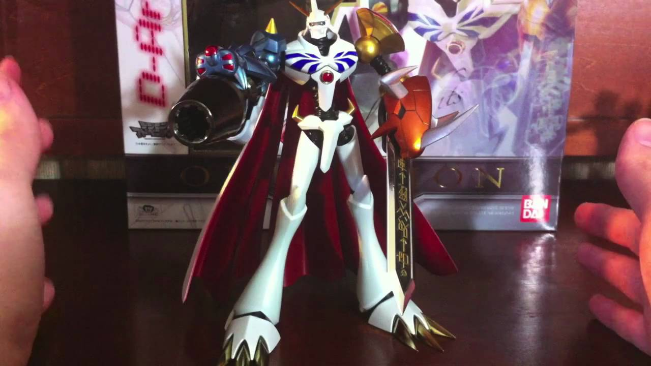 Omegamon D Arts Review D-Arts - Omegamon