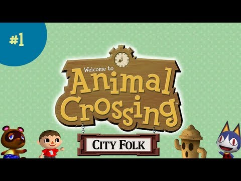 Animal Crossing | Day 1 [Humble Beginnings]