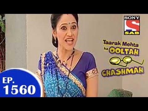 Taarak Mehta Ka Ooltah Chashmah - तारक मेहता - Episode 1560 - 10th December 2014 video