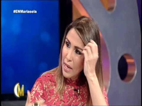 Entrevista a  Yaritza Reyes - Esta Noche Mariasela