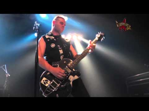 Nekromantix - Haunted Cathouse - Antwerp 2012