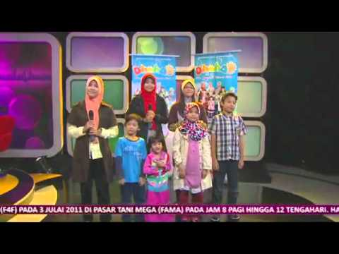 Dhuha - Persembahan Dhuha(at-tahiyyat)  Assalamualaikum On Tv Al-hijrah video