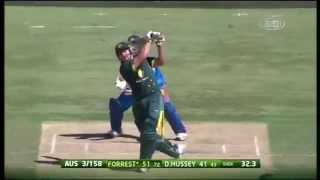 Commonwealth Bank Series Match 4 Australia vs India - Highlights