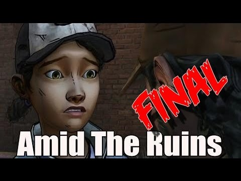 The Walking Dead - Season 2 - Amid The Ruins (final) - Final De Infarto! - En Español By Xoda video