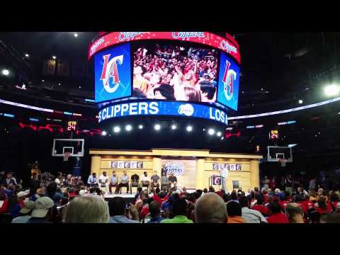 Steve Ballmer addresses Clippers fans