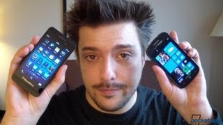 BlackBerry 10 vs Windows Phone 8