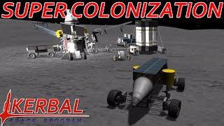 [9] Now With Talking! | Modded KSP : Super Colonization