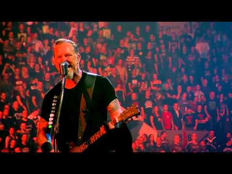 Metallica - Broken Beat And Scarred (Live @ Quebec Magnetic, 2009)