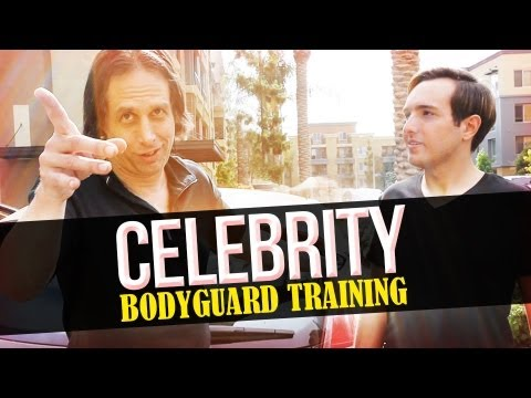 Celebrity Bodyguard Training Image 1