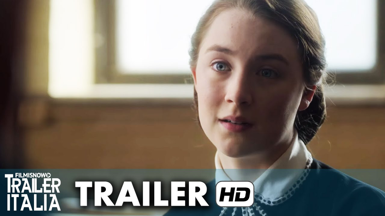 BROOKLYN con Saoirse Ronan - Trailer Italiano Ufficiale [HD]