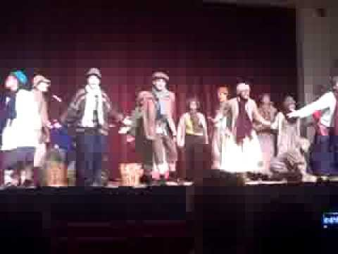 "Chichester Middle School's ""Annie""- Hooverville"