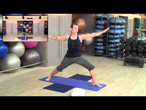 Power Yoga for Weight Loss Image 1