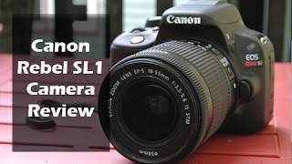Canon Rebel SL1 100D Review