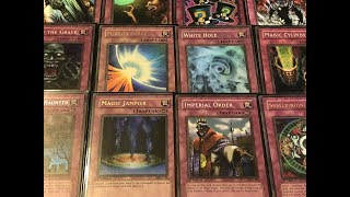 Top 10 AWESOME Trap Cards in Old School Yu-Gi-Oh!