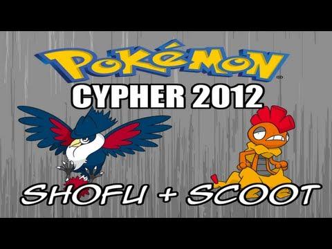 Pokemon Rap - Pokemon Cypher 2012 - shofu & Scoot