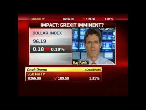 Bazaar-Ray Farris , Credit Suisse on Grexit -June 29