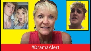Jake Paul's Mom ROAST Alissa Violet! #DramaAlert Jake Paul Says Sorry To Martinez Twins!