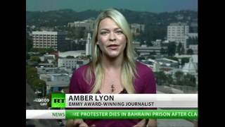 VIDEO: Former CNN reporter Amber Lyon explains CNN bias and funding sources (Alleges Bahrain is paying CNN to air propaganda)