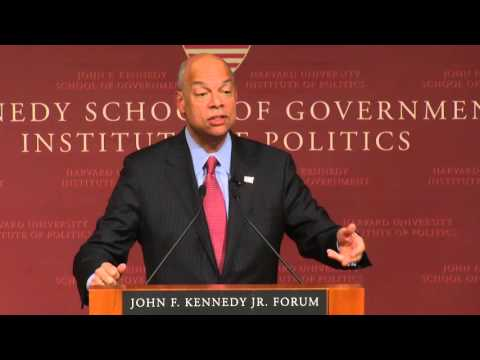 The Honorable Jeh Johnson, U.S. Secretary of Homeland Security