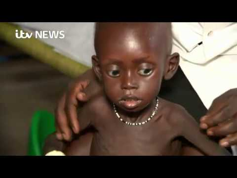 Inside South Sudan: The human cost of man-made famine