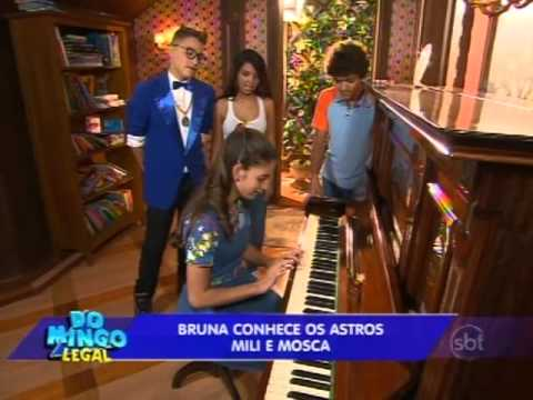 Domingo Legal (30/03/14) - A Princesa e o Plebeu - Com MC Gui - 30/03/14