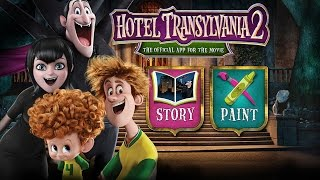 Hotel Transylvania 2 Official Storybook App - Best App For Kids - iPhone/iPad/iPod Touch