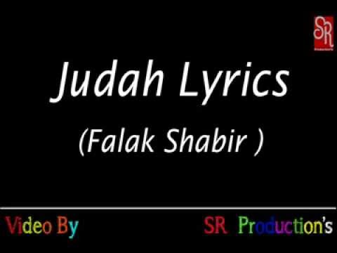 Falak Shabir Judah Full Album Songs Lyrics