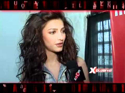 Shruti Hassan -- A true rock chic