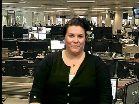 City Index Market Update 17th August 2012 by Alexandra Coote