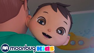 Ocean Lullaby - Little Baby Bum | Cartoons and Kids Songs | Songs For Kids | Moonbug Kids
