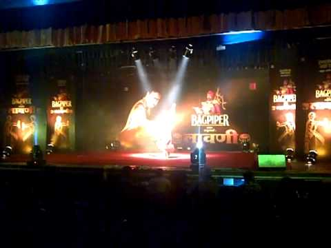 Bagpiper Lavani Show (apsara Aali- Lavani At Chandrapur).3gp video
